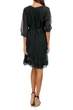 Платье Laklook                                                                                                              черный цвет