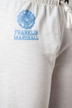 Штаны Для Бега Franklin & Marshall                                                                                                              белый цвет