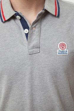 Поло Franklin & Marshall                                                                                                              серый цвет
