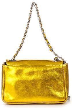 Сумка Giulia                                                                                                              желтый цвет