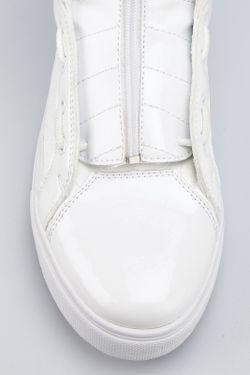 Сникерсы VLADO                                                                                                              белый цвет