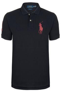 Рубашка-Поло Ralph Lauren                                                                                                              черный цвет