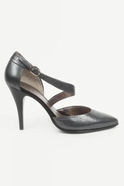 Туфли Nine West                                                                                                              коричневый цвет