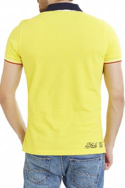 Рубашка-Поло Signore dei mari                                                                                                              желтый цвет