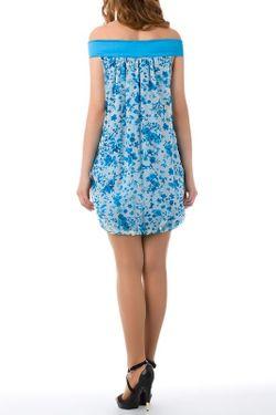 Платье JO'ELLE                                                                                                              синий цвет