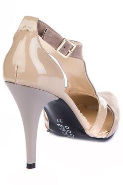 Туфли Pembe Potin                                                                                                              бежевый цвет