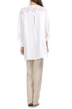 Рубашка Un Coeur En Ete                                                                                                              белый цвет