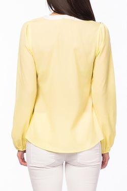 Блуза Duse                                                                                                              желтый цвет