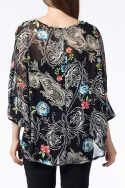 Блуза Duse                                                                                                              многоцветный цвет