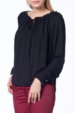 Блуза Duse                                                                                                              чёрный цвет