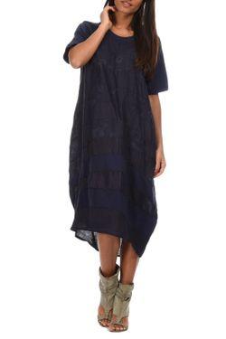 Платье Couleur lin                                                                                                              синий цвет