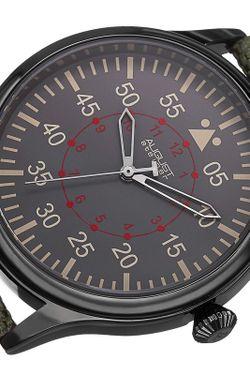 Часы August Steiner                                                                                                              зелёный цвет