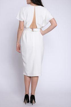 Платье Collezione Di Ines                                                                                                              белый цвет