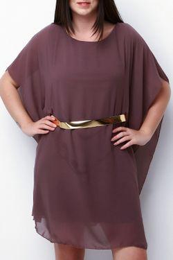 Платье Rio                                                                                                              коричневый цвет