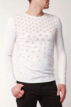 Пуловер Emporio Armani                                                                                                              белый цвет