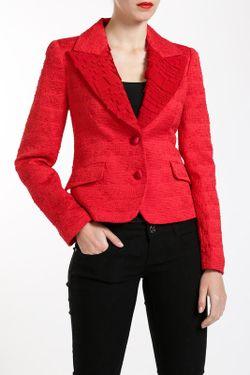 Блейзер Emporio Armani                                                                                                              красный цвет