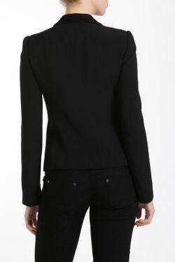 Куртка Emporio Armani                                                                                                              чёрный цвет