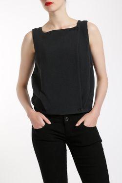 Топ Emporio Armani                                                                                                              черный цвет