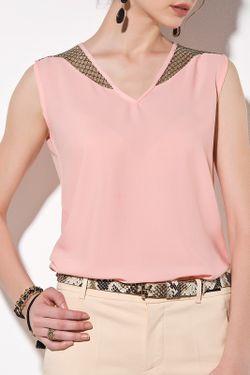 Блуза Pretty mark                                                                                                              розовый цвет