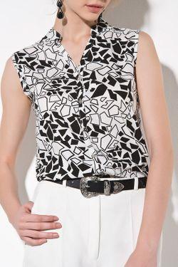 Блуза Pretty mark                                                                                                              белый цвет