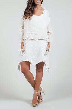 Платье Des Si Belles                                                                                                              бежевый цвет