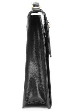 Портфель WITTCHEN                                                                                                              чёрный цвет