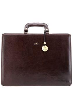 Портфель WITTCHEN                                                                                                              коричневый цвет