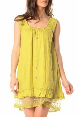 Платье La Belle Parisienne                                                                                                              зелёный цвет
