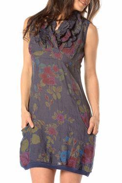 Платье La Belle Parisienne                                                                                                              синий цвет