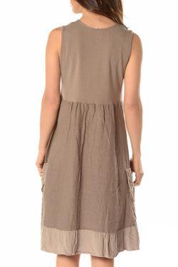 Платье La Belle Parisienne                                                                                                              бежевый цвет