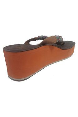 Шлепанцы Tommy Hilfiger                                                                                                              коричневый цвет