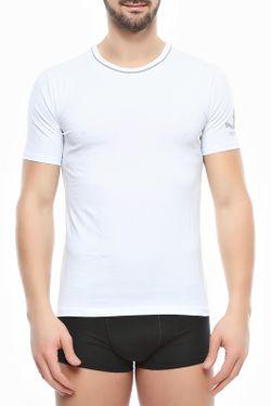Футболка Cesare Paciotti                                                                                                              белый цвет