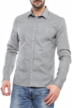 Рубашка Cesare Paciotti                                                                                                              серый цвет