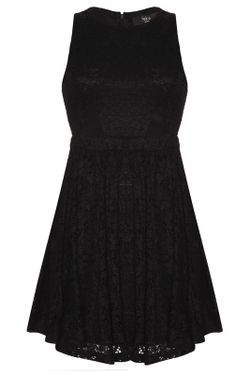 Платье Iska                                                                                                              черный цвет