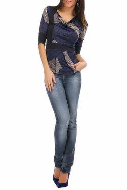 Блуза ASTUCES                                                                                                              бежевый цвет