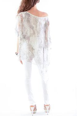 Туника Silvana Cirri                                                                                                              белый цвет