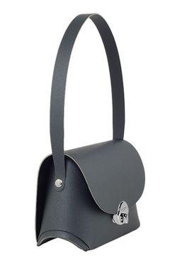 Сумка Almini Milano                                                                                                              черный цвет