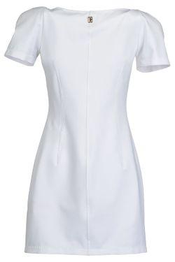 Платье Bikkembergs                                                                                                              белый цвет