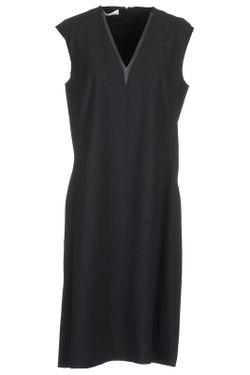 Платье Costume National                                                                                                              чёрный цвет
