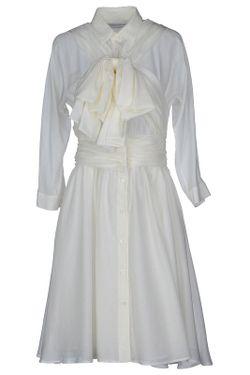 Платье Viktor & Rolf                                                                                                              белый цвет
