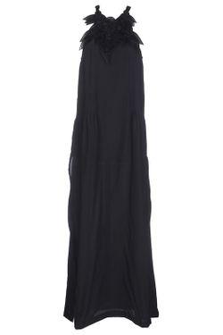 Платье Ermanno Scervino                                                                                                              черный цвет