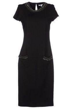 Платье Cristinaeffe                                                                                                              чёрный цвет