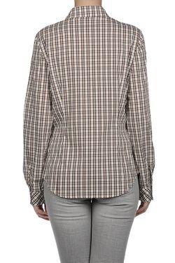 Рубашка Love Moschino                                                                                                              коричневый цвет