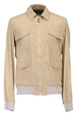 Куртка Lacoste                                                                                                              бежевый цвет