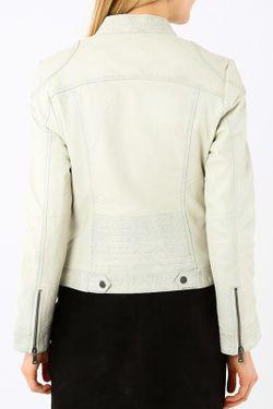 Куртка Isaco & Kawa                                                                                                              белый цвет