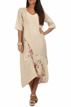 Платье Un Coeur En Ete                                                                                                              бежевый цвет