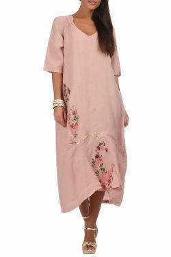 Платье Un Coeur En Ete                                                                                                              розовый цвет