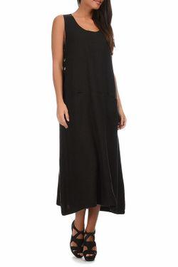 Платье Eva tralala                                                                                                              чёрный цвет