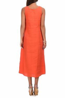 Платье Eva tralala                                                                                                              оранжевый цвет