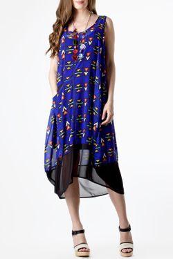 Платье Zedd Plus                                                                                                              чёрный цвет
